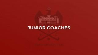 Junior Coaches