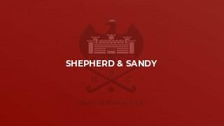 Shepherd & Sandy