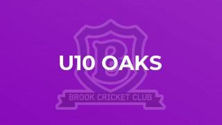 U10 Oaks