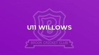 U11 Willows