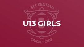 U13 Girls