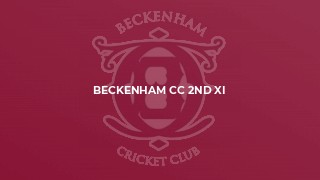 Barnes Brilliance Secures League Title for the 2nd XI