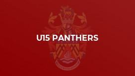 U15 Panthers