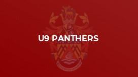 U9 Panthers