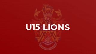 U15 Lions
