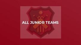 All Junior Teams