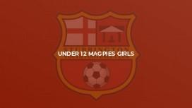 Under 12 Magpies Girls