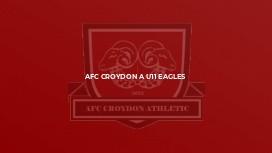 AFC Croydon A u11 Eagles
