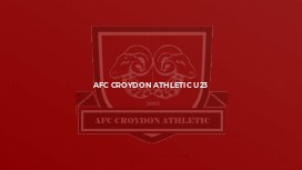AFC Croydon Athletic U23