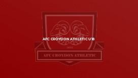 AFC Croydon Athletic u18