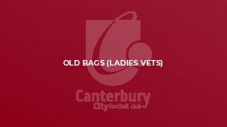 Old Bags (Ladies Vets)