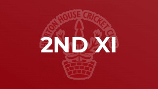 2nd XI - Defiant Batting not enough to get House the win