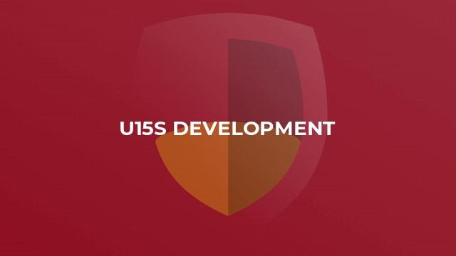 U15s Development