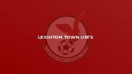 Leighton Town U18's