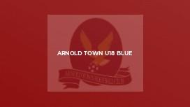 ARNOLD TOWN U18 BLUE