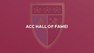 ACC Hall of Fame!