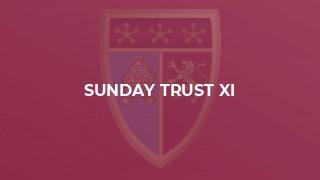 Sunday Trust XI