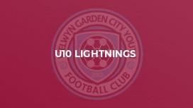 U10 Lightnings