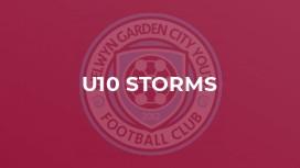 U10 Storms