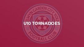 U10 Tornadoes