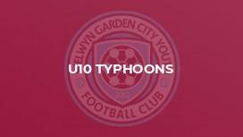 U10 Typhoons