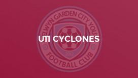 U11 Cyclones