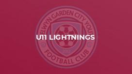 U11 Lightnings