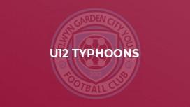 U12 Typhoons