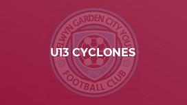 U13 Cyclones