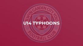 U14 Typhoons