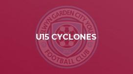 U15 Cyclones
