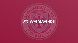 U17 Whirlwinds