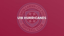 U18 Hurricanes