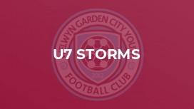 U7 Storms
