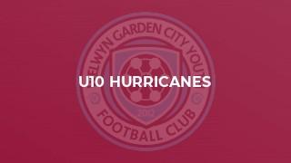 U10 Hurricanes