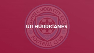 U11 Hurricanes