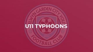 U11 Typhoons