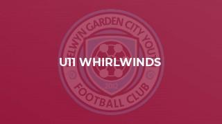 U11 Whirlwinds