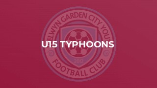 U15 Typhoons