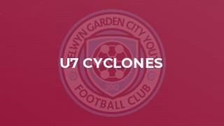 U7 Cyclones