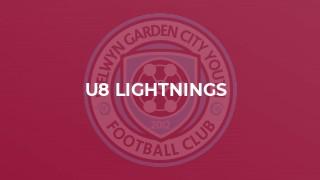 U8 Lightnings