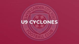 U9 Cyclones