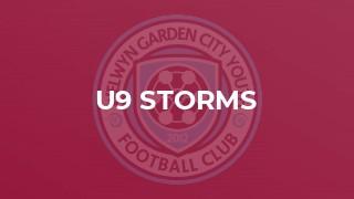 U9 Storms