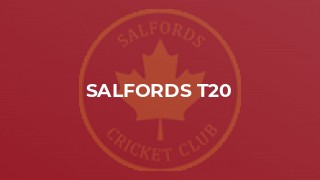 Salfords T20
