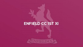 Enfield CC 1st XI
