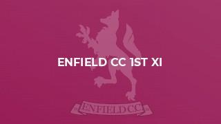 1st XI Match Report