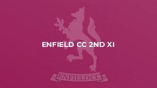 Enfield CC 2nd XI