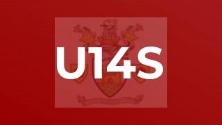 U14s ease past Skipton