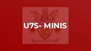 U7s- Minis