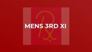 3s Match Report – 26.10.19